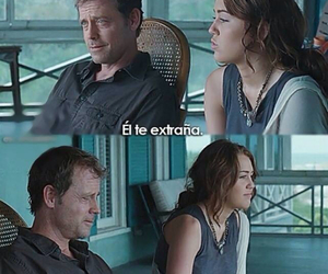 frases, miley cyrus, and the last song image