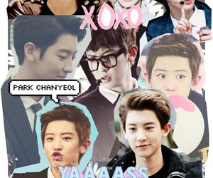 boy, Collage, and kpop image