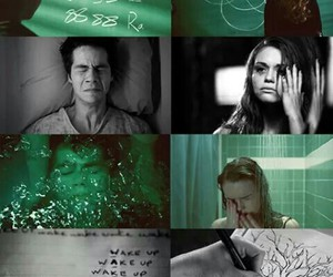 lydia, teen wolf, and stiles image