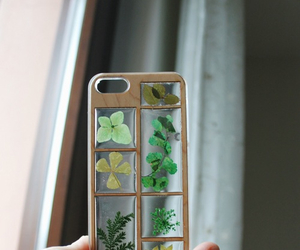 case, iphone, and nature image