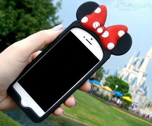 iphone, disney, and case image