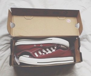 converse, fashion, and footwear image