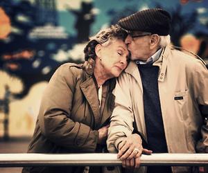 kiss, cute, and man image