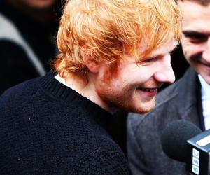 ed sheeran and ginger image