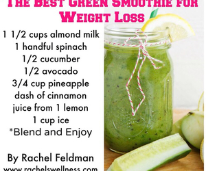 healthy, fitness, and smoothie image