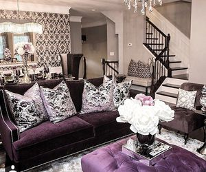 chandelier, chic, and decor image