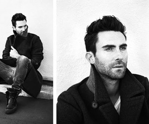 adam levine, Hot, and maroon 5 image