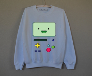awesome, bmo, and clothes image