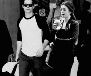 couple, lily collins, and i ship it image