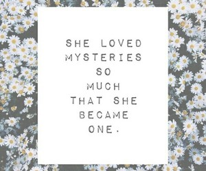mystery, quote, and paper towns image