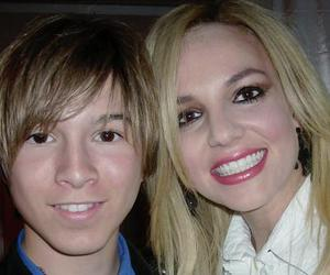 britney spears and paul butccher image
