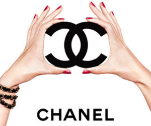 chanel, hands, and Logo image