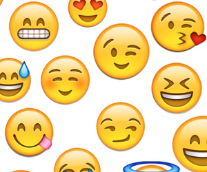 faces, funny, and heart image