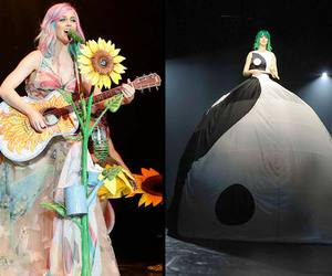 katy perry, the prismatic world tour, and prism image
