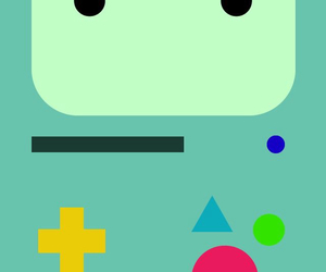 wallpaper, adventure time, and bmo image