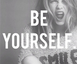 be yourself, yourself, and smile image