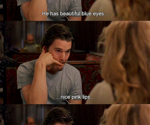 before sunrise, ethan hawke, and love image