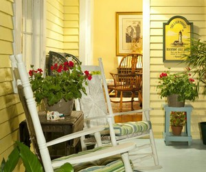 country living, farmhouse, and porch image