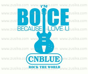 fans, cnblue, and boice image