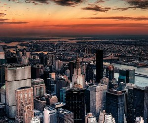 cityscape and new york city image