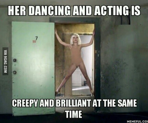 chandelier, dancing, and Sia image