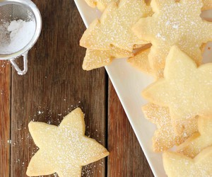 christmas, Cookies, and shortbread image