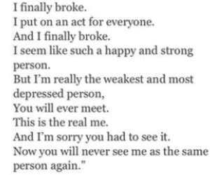 heart broken and sad love quotes image