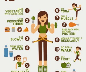 fit, stong, and fitness image