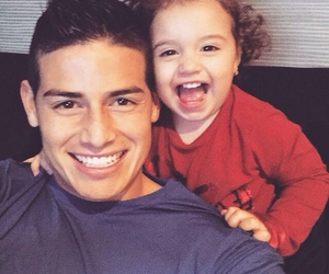 james rodriguez, family, and real madrid image