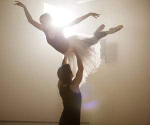 ballet, dance, and partner image
