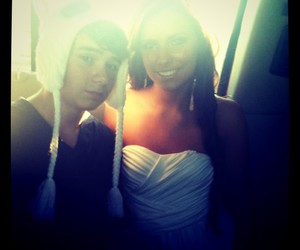 wife, christian beadles, and cute image