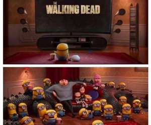 epic, minions, and twd image
