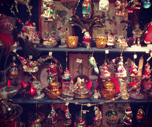 christmas, decor, and montmartre image