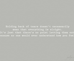 black and white and quotes image