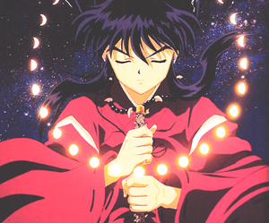 inuyasha and anime image