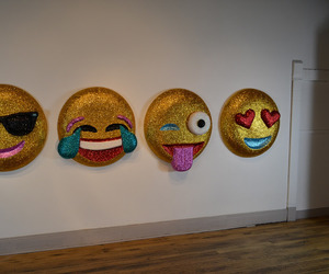 art and emojis image