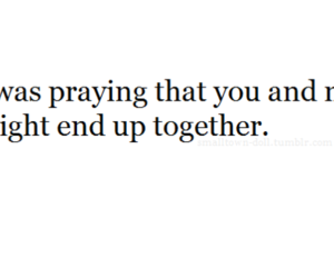 quote, love, and together image
