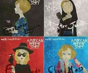 ahs, american horror story, and sister jude image