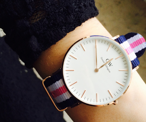 daniel wellington and watch image