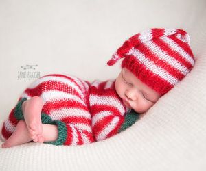 baby, merry christmas, and new year image