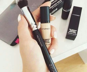 cosmetic, makeup, and fashion image
