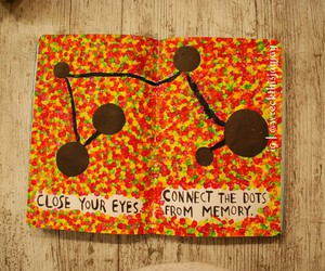 dots, memory, and wreck this journal image