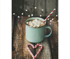 chocolate, christmas, and hot coco image