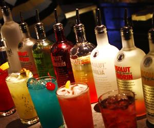 vodka and drink image