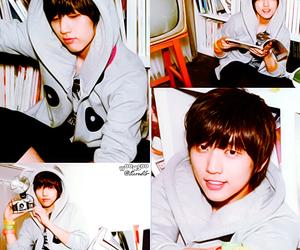b1a4 and sandeul. jung hwan image