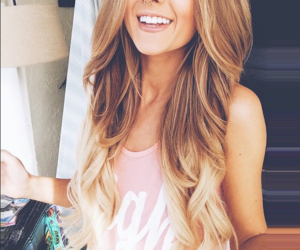 hair, aspen mansfield, and piercing image