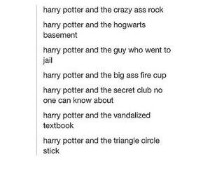 harry potter, jokes, and lol image