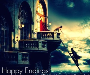 love, happy, and fairytale image