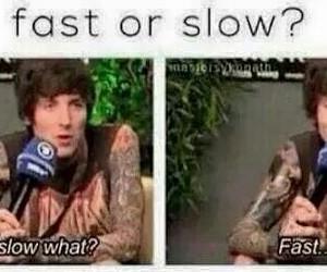 bmth, oli sykes, and oliver image