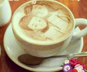 coffee, JW, and jehova image